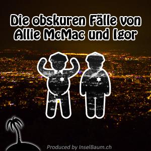 Allie McMac und Igor Logo